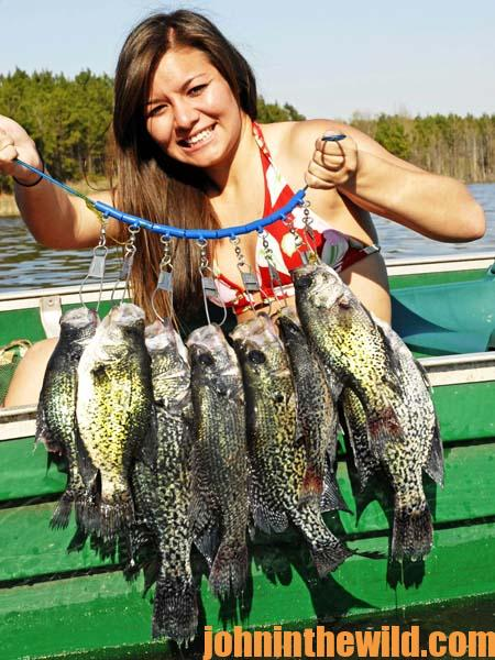 Some of the Most Effective Crappie Attractors 1