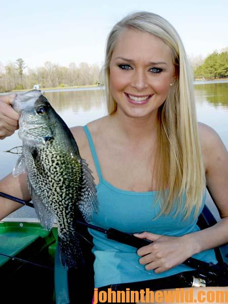 Some of the Most Effective Crappie Attractors 4