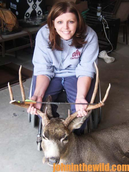 How Ashlee Adkins Lundvall Became a Beauty Queen and an Advocate for the Outdoors and Hunting in Her Wheelchair 1