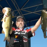 Professional Bass Fisherman Ken Cook on When to Fish a Worm, When to Fish a Lizard and When to Set the Hook on Bass