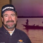 Taking Bass Down and Deep with Larry Nixon with Soft Plastics