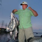 Brian Barton Says Fish the Seams to Catch More Catfish Quicker