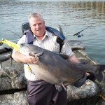 Slow Trolling Ledges for Catfish with Brian Barton
