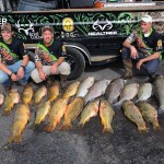 World Class Bowfisherman Tommy Woods and His Thrills and Kills Outdoor Team