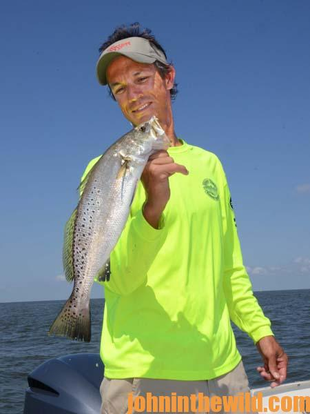 Deadly Sins Anglers Commit When Speckled Trout Fishing with Mississippi's Captain Sonny Schindler 2