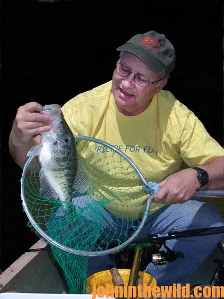 How to Decide on Nighttime Crappie Baits and Equipment 4