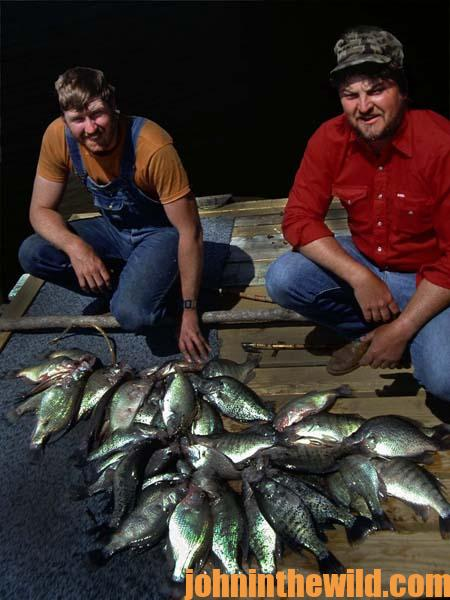 Learn When to Fish for Crappie at Night 3