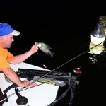 Learn to Fish the Right Place and Use Lights to Catch Crappie at Night
