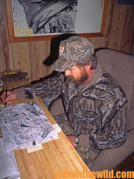 Moving from the Table to the Woods to Hunt Deer Successfully 1