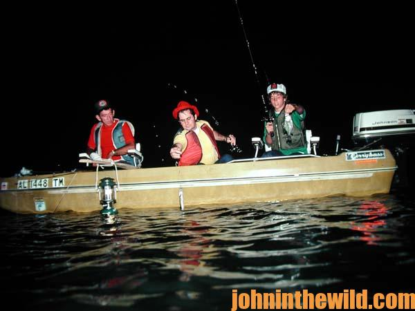One of the Best Crappie Nighttime Fishing Trips Ever 2