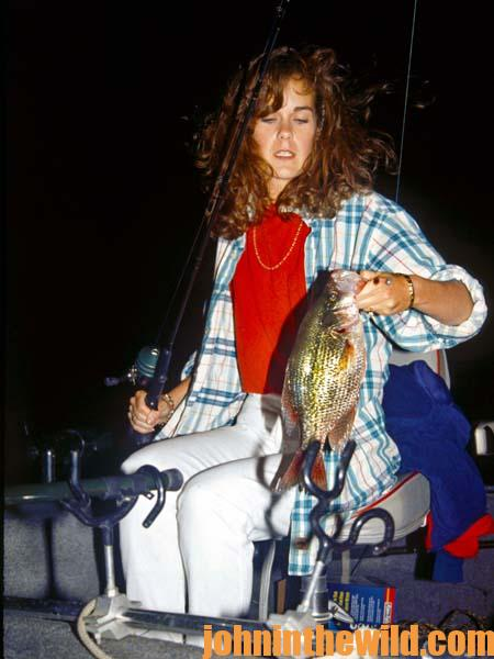 One of the Best Crappie Nighttime Fishing Trips Ever 3
