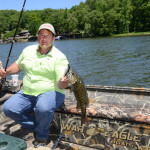 Pickwick Lake on the Tennessee River – Best at Night for Smallmouth Bass