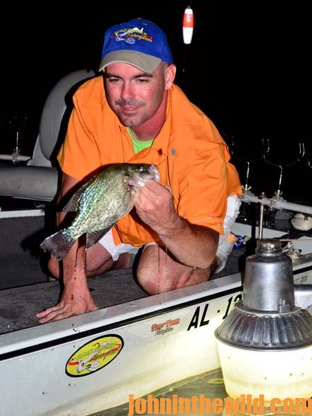 When Crappie Fishing at Night Is a Bust 1