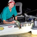 When Crappie Fishing at Night Is a Bust