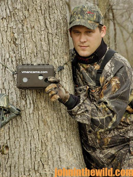 David Hale Uses Trail Cameras to Identify Nocturnal Buck Deer14