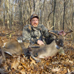David Hale Uses Trail Cameras to Identify Nocturnal Buck Deer