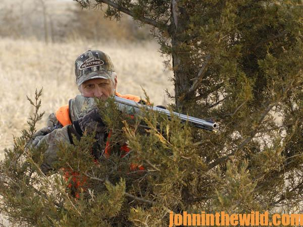 Deer Hunter Chuck Jones tells us Why He Hunts in Cedar Thickets in the Late Season09