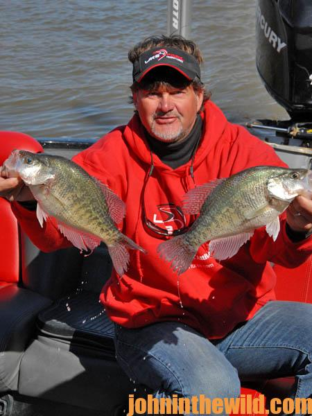 Fish Concrete for February Crappie13