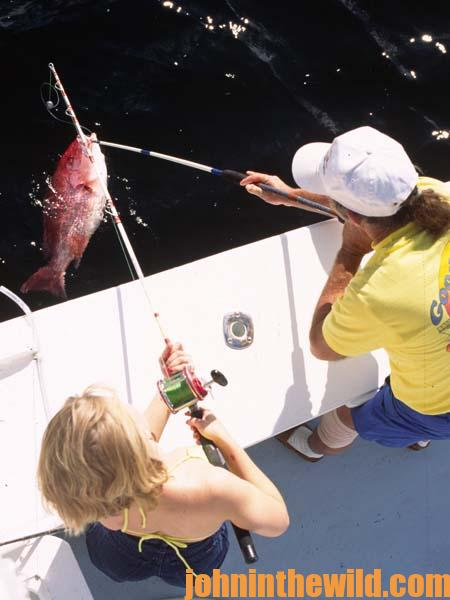 How to Catch More Saltwater Fish When Fishing on a Party Boat 3