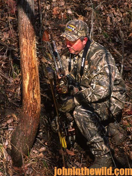 How to Hunt Green Fields and Scrapes for Deer at the End of the Season06