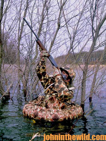 How to Hunt and Take Ducks in Deep Water19