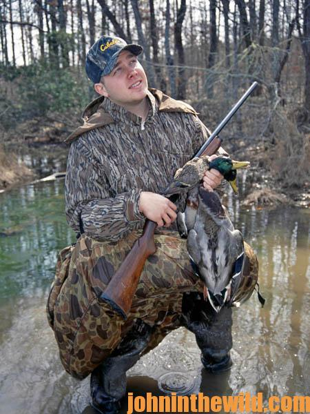 How to Hunt and Take Ducks in Deep Water20