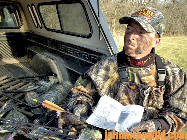 How to Learn about your GPS to Take More Deer12