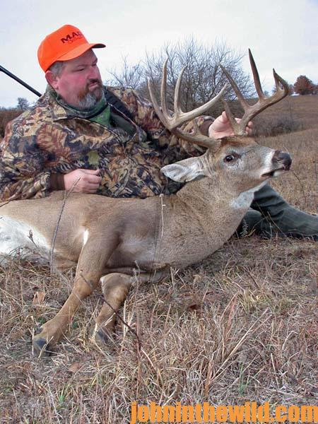 How to Use Hunting Pressure to Take Deer04