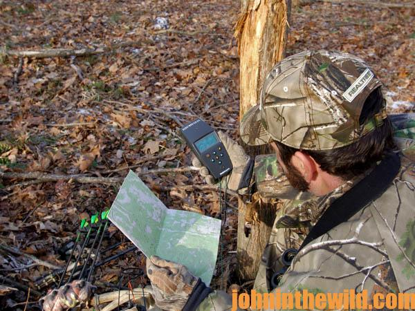 How to Use Your GPS to Hunt Deer02