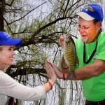 Jigging for Hot Weather Smallmouths with Larry Nixon