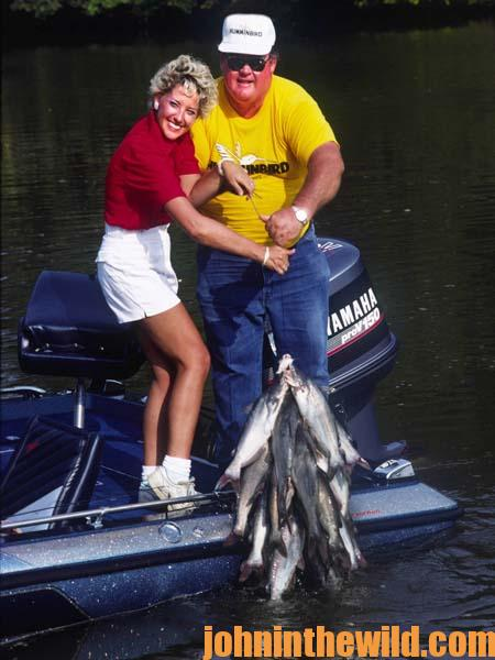Learn from the Late Carl Lowrance - Mr Depth Finder - about Catching Catfish 4