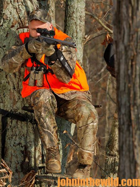Use GPS Waypoints to Log Stand Sites, Feeding Areas and Buck Sign06