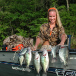 Using Some of Ken Cook's Favorite Crappie Tactics