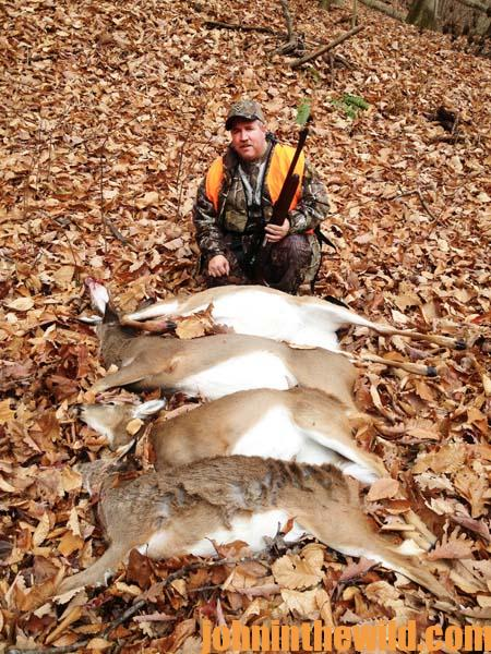 Why and How Marylands Nuisance Deer Hunts Are Held 4
