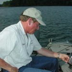 Use Correct Equipment and Fish the Right Depths at the Right Time of Day for Crappie with Roger Gant