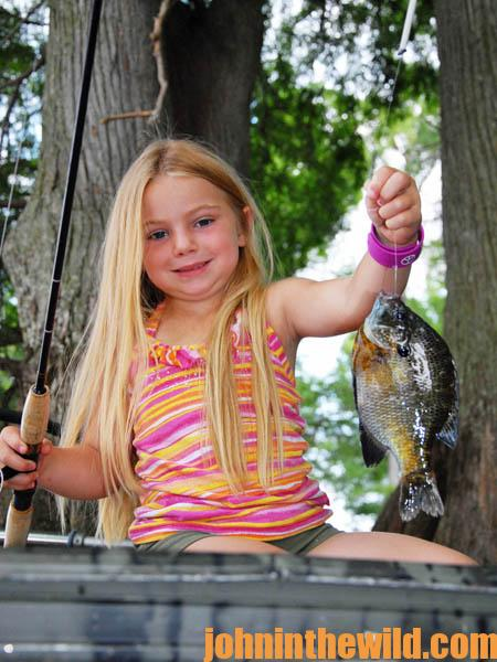 A Reelfoot Lake Summertime Party Where Bluegills Show Up with Jackie Wayne VanCleave10