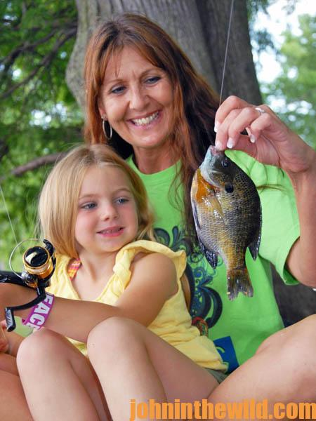 A Reelfoot Lake Summertime Party Where Bluegills Show Up with Jackie Wayne VanCleave11