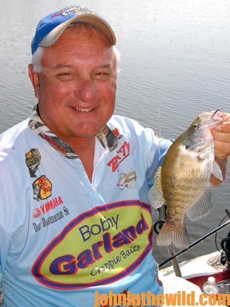 Fishing Bass Spots for Big Crappie 2