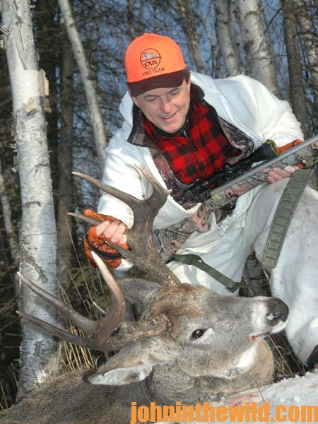 How Dr. Robert Sheppard Scouts and Hunts Deer at the End of the Season19