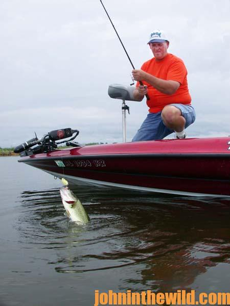 Jay Yelas Says You Will Have Equipment Breakdowns While Bass Fishing14