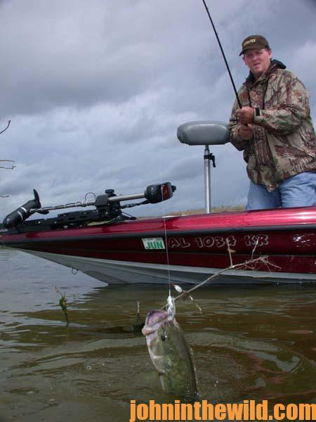 Jay Yelas Says You Will Have Equipment Breakdowns While Bass Fishing15