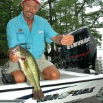Many Anglers Tell Jackie Wayne VanCleave They Wish They Had His Job