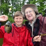 Rain at Blue Bank Resort Can't Dampen the Spirits of a Fishing Family with Outdoor Writer John E. Phillips
