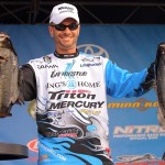 Randy Howell Says Junk Fishing and Confidence Are Two Keys to His Success