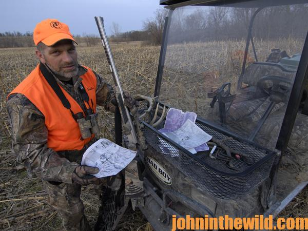 Gathering Information to Bag More Deer 1