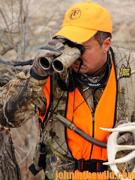 Identify Places to Hunt after Patterning Deer 4