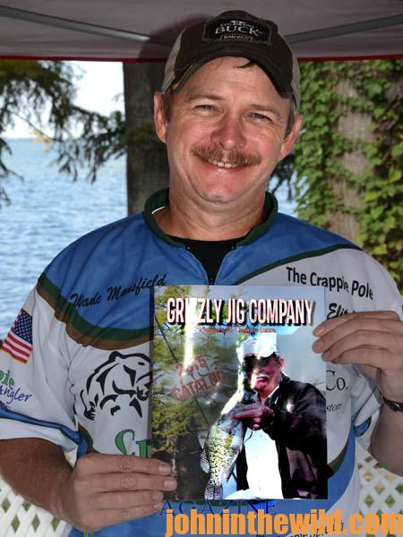 180-Ounce Bream and Crappie Jigs with Wade Mansfield 1