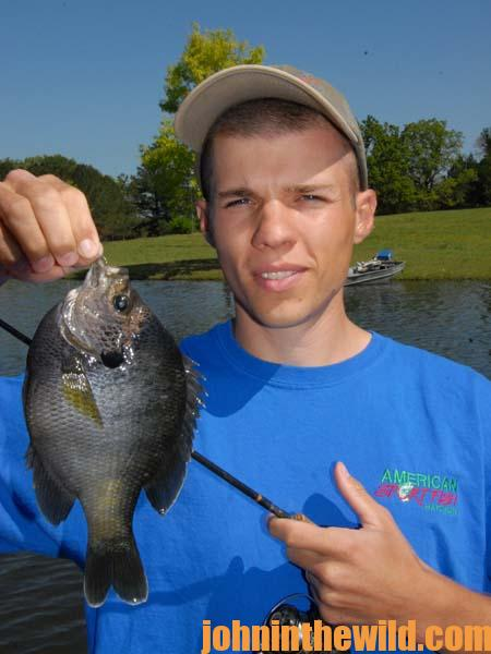 180-Ounce Bream and Crappie Jigs with Wade Mansfield 3