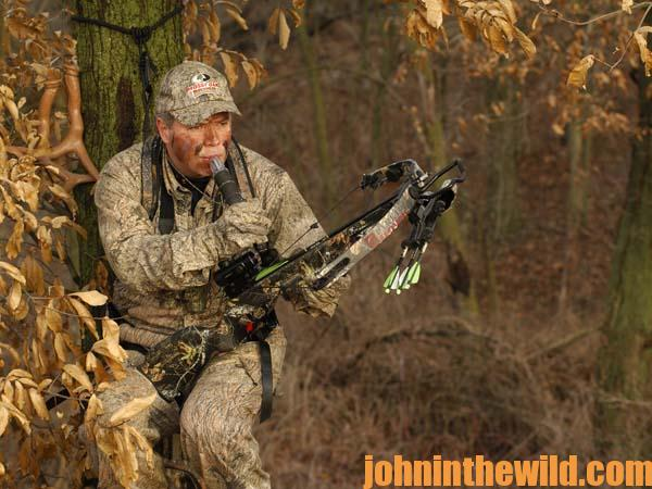 Bowhunting Deer - Choose the Stand by the Wind and Avoid Mistakes 1