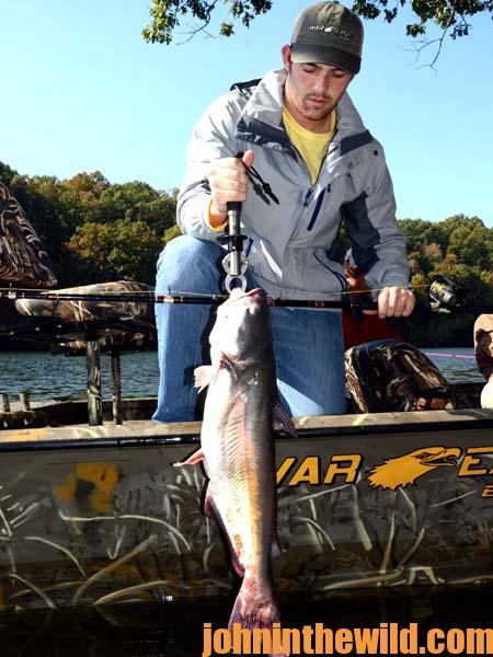 Where to Troll for Fall, Winter and Catfish with Brian Barton 4
